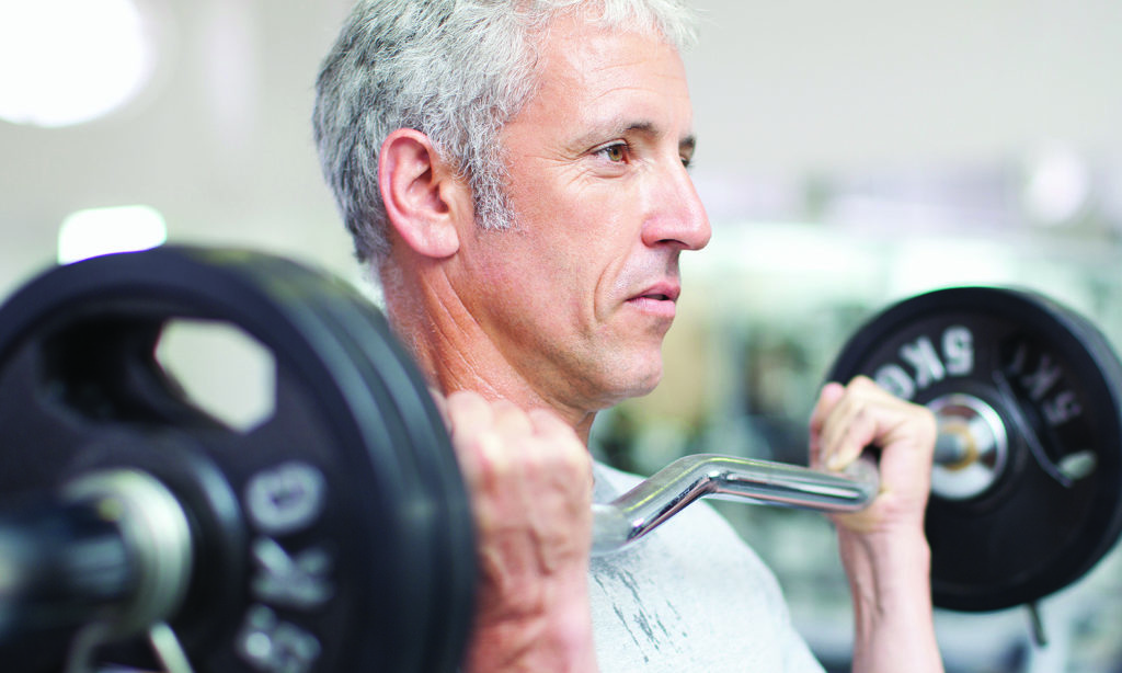 Fight Back Against Aging With Strength Training