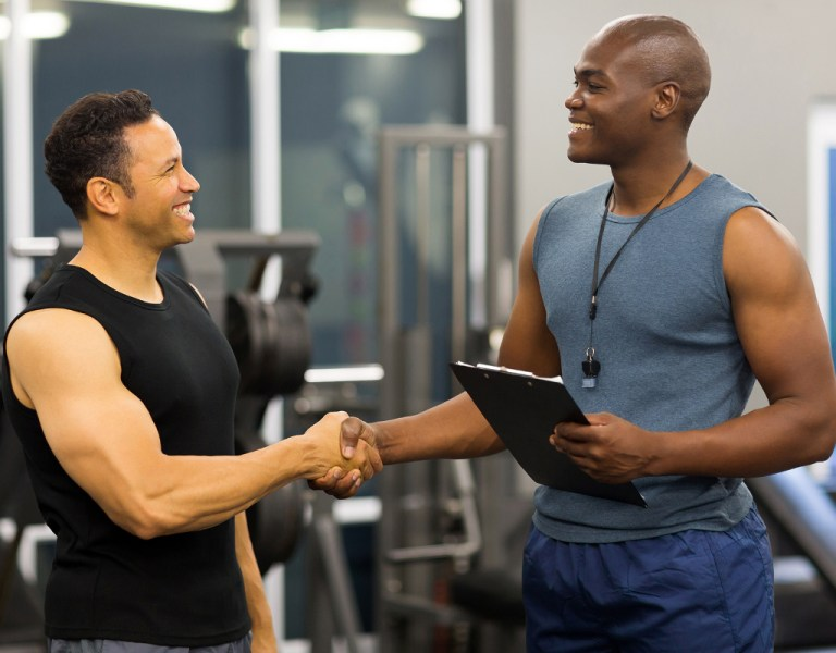 Sell Yourself as a Personal Trainer With Mark Nutting