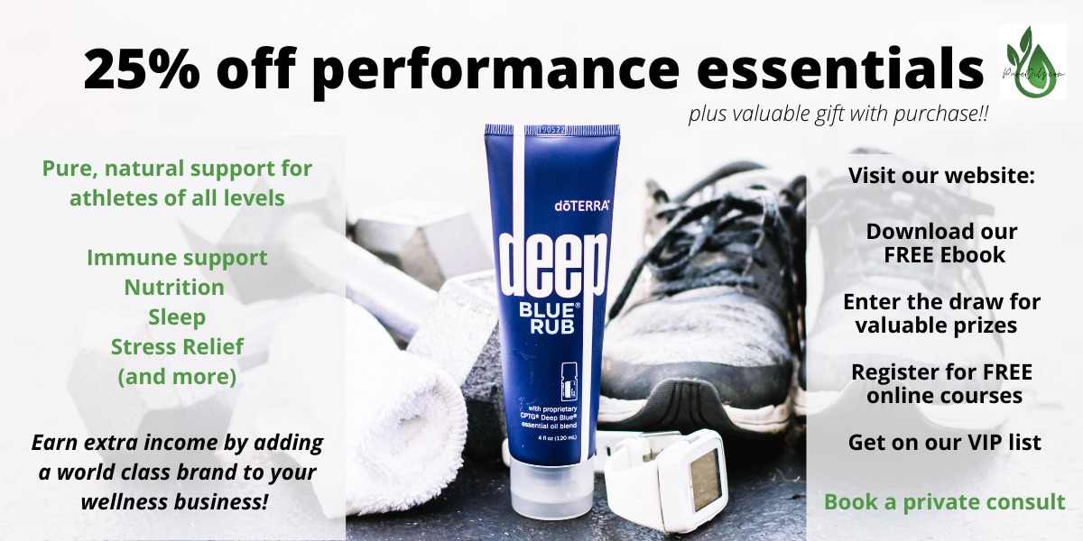 dōTERRA Essential Wellness - coupon