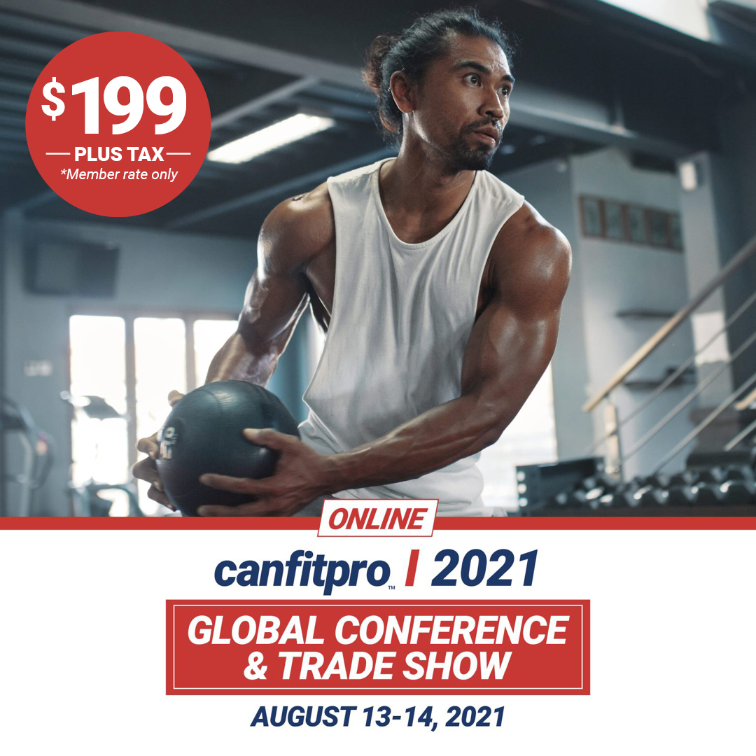 canfitpro events 2021 | Conference & Trade Show