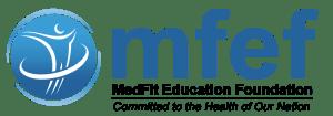 MedFit Education Foundation LOGO