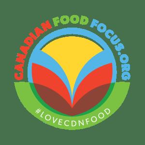 Canadian food focus logo