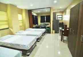 菲律賓Cella - quad room