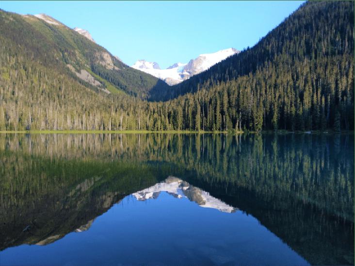 加拿大留學Joffre Lake