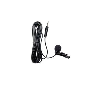 Tie Clip Microphone Omnidirectional Microphone Wiring