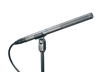 AUDIO TECHNICA AT897 MICROPHONE Shotgun, condenser