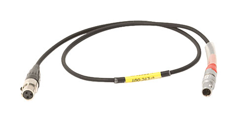 AMBIENT LTC-OUT/TA3F LOCKIT TC OUTPUT CABLE Lemo 5-pin to
