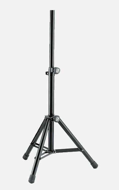 K&M 21455 LOUDSPEAKER STAND Floor, low level, folding legs
