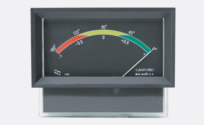 Phase Correlation Meter