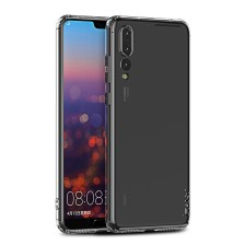iPaky Effort TPU cover + 9H tempered glass for Huawei P20 Pro - transparent