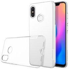 Nillkin Nature TPU Case Gel Ultra Slim Cover for Xiaomi mi8 - Transparent