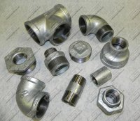 The overview of malleable iron pipe fitting