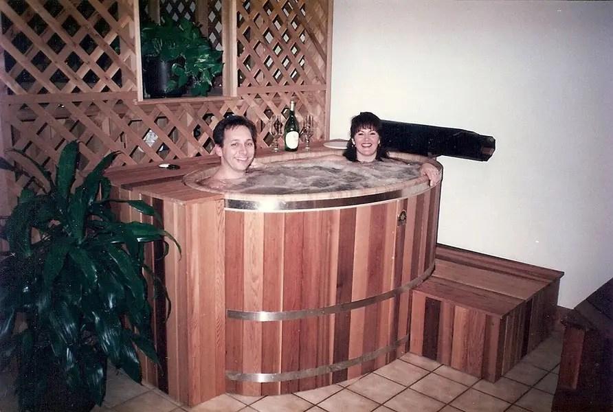 Indoor Hot Tubs Canadian Hot Tubs