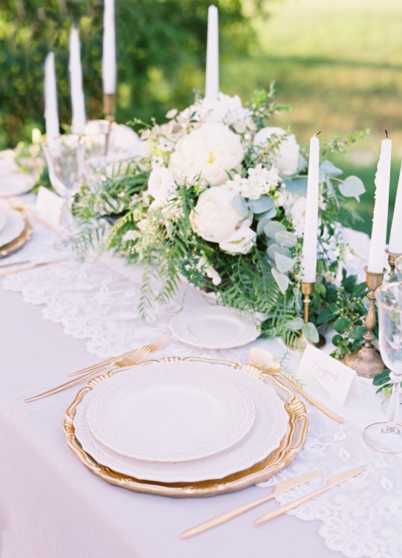 Intimate wedding, tabletop cañigueral mesas con esencia