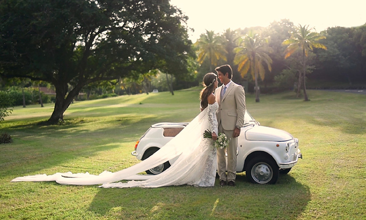 Wedding Mustique Ana Boyer &Fernando