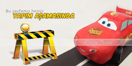 Canım Pastam under construction