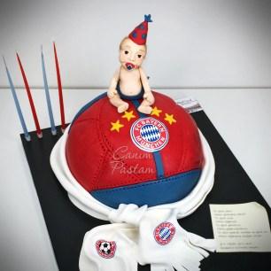 11.2015 Ezgi - BayernMünchen