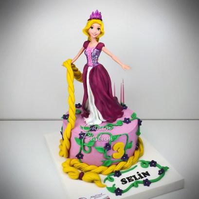 11.2015 Selin - Rapunzel