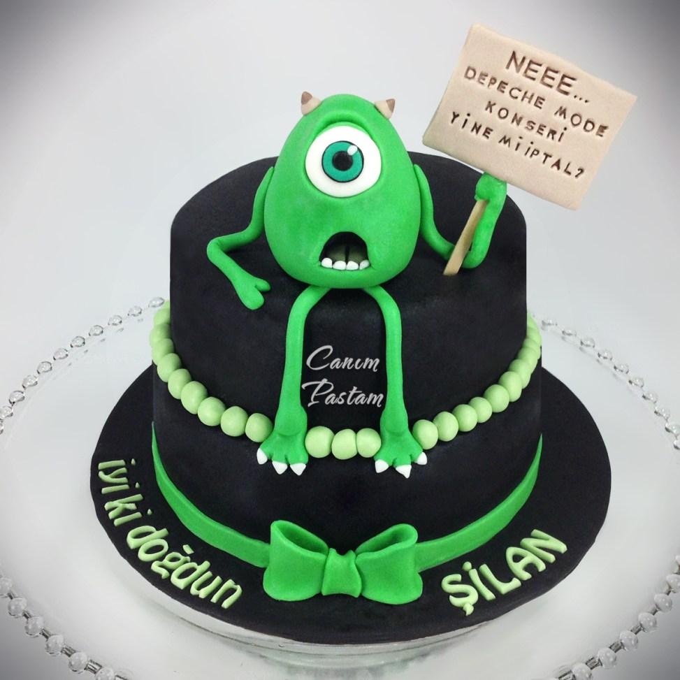 Monster High Cake Mike Cake