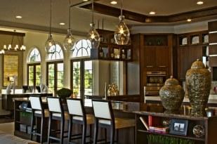 Palazzo Lago Custom Home - Kitchen 1