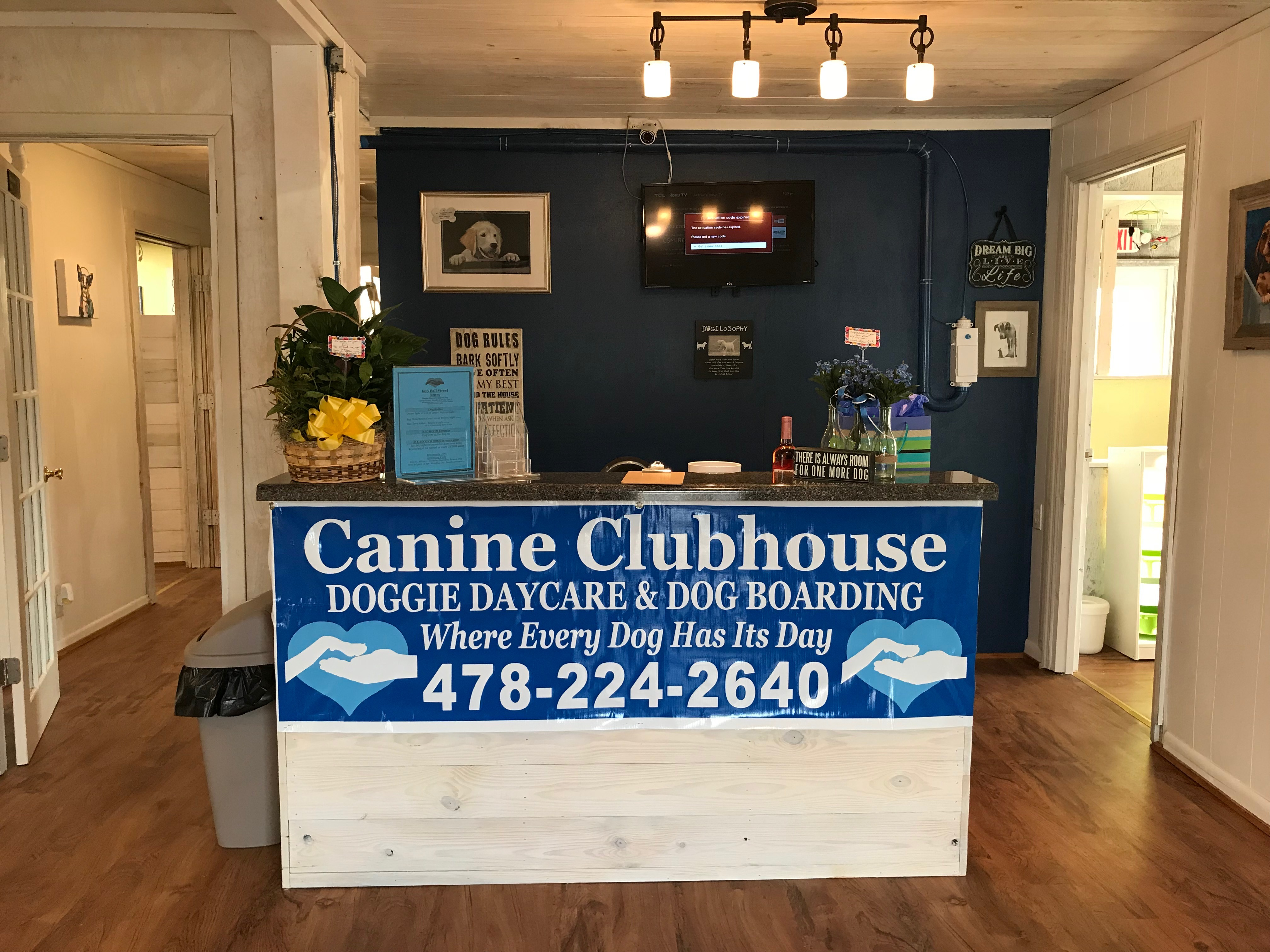 Cclobby Dog Boarding Canine Clubhouse