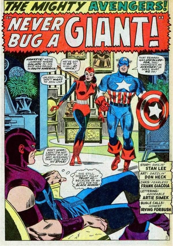 Avengers 30 splash