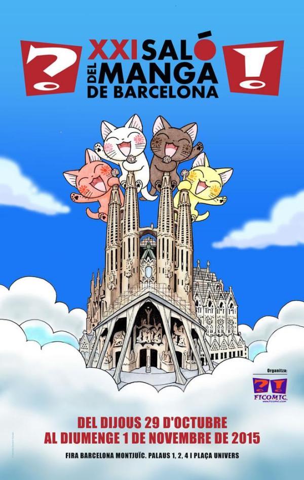01 cartel xxi salon manga barcelona