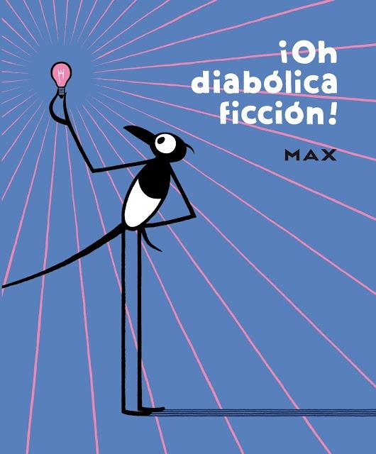 Diabólica ficción - Portada