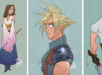 Final Fantasy Disney