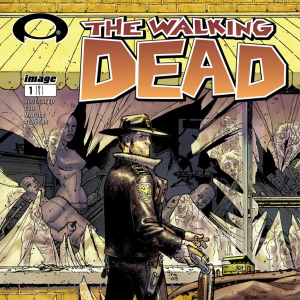 The Walking Dead Portada 2 Canino