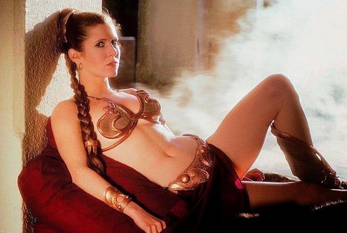 Wars'adiós Bikini Leia Para Al De Star Canino Siempre 0vmnN8Owy