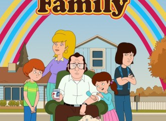 F is for Family poster - Canino