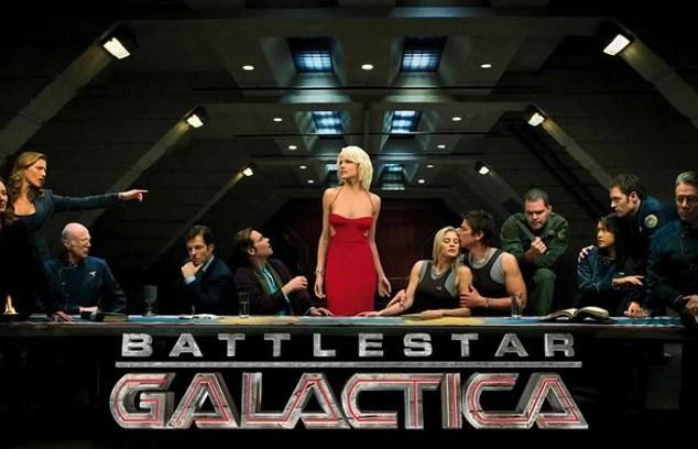 Habrá por fin película de 'Battlestar Galactica'? - Canino