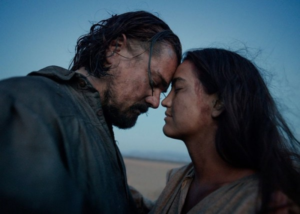hugh glass and his wife