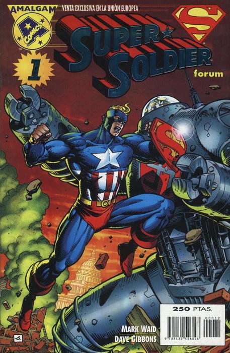 Amalgam - Super Soldier