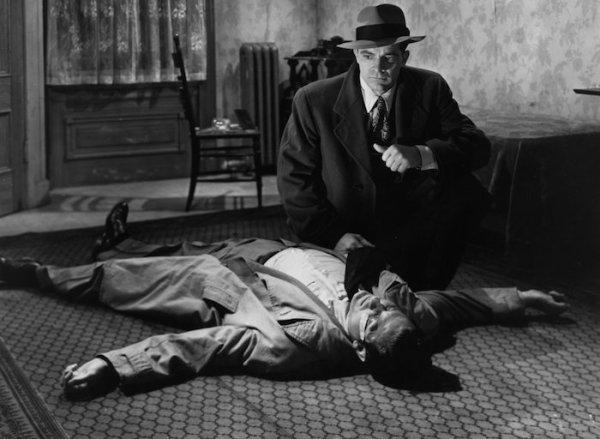 'Al borde del peligro' (1950).