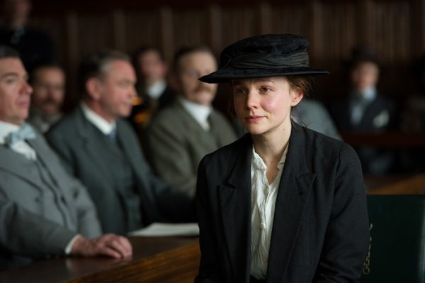 Carey Mulligan como Maud Watts en Sufragistas -2015-