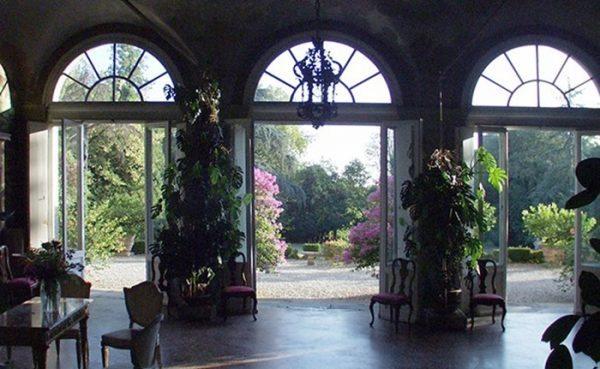 VillaDiodati inside