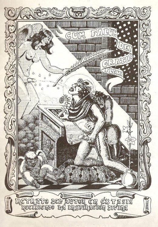Página de 'Piraña divina'