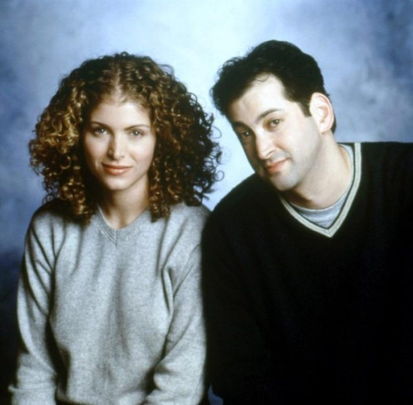 Deborah Kaplan y Harry Elfont