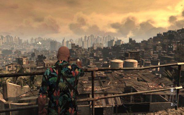 Imagen del videojuego Max Payne 3