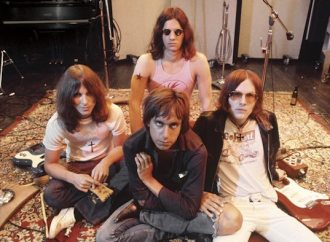 The Stooges en el estudio