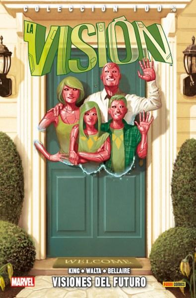 Portada de 'La Visión. Visiones del futuro'