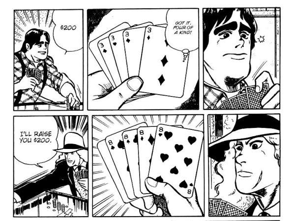 Página de 'Busou Poker'