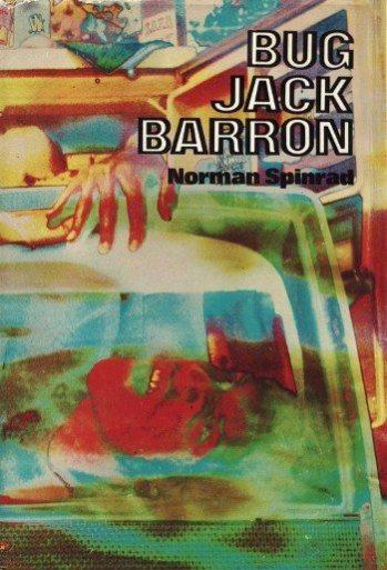 Portada de 'Bug Jack Barron' de Norman Spinrad