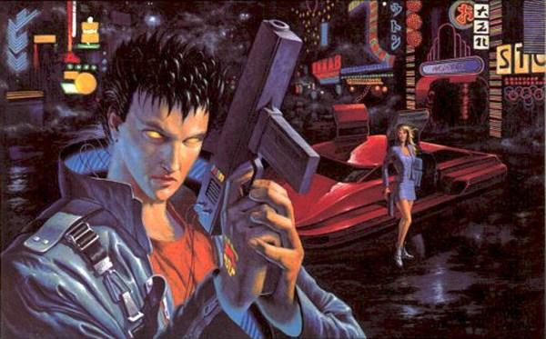 Imagen cyberpunk