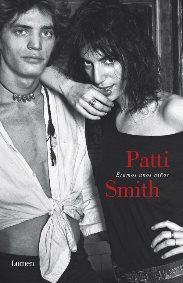 Portada de 'Patti Smith'