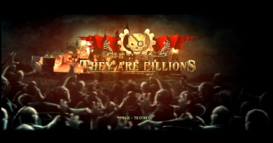 They Are Billions title screen