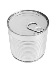 Pull-Ring Tin Can Lids