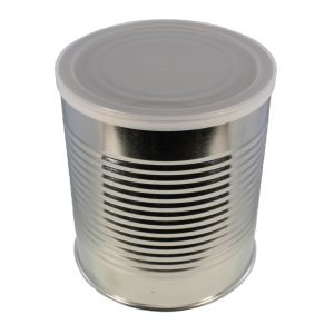 Plastic-Lids for Tin Cans